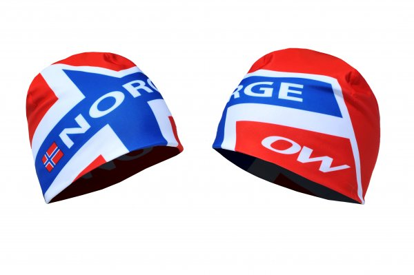 Čepice ONE WAY FLAG lycra hat Norge
