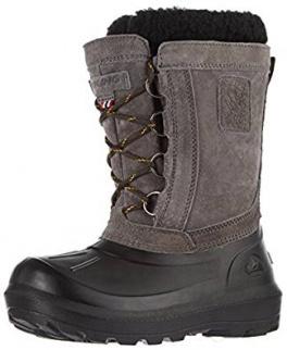 Boty zimní pánské VIKING SVARTISEN charcoal black  c942802eec