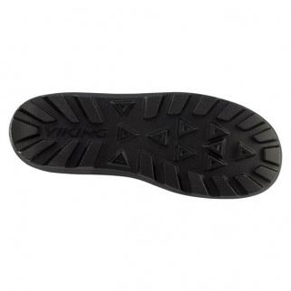 detail Boty zimní pánské VIKING SVARTISEN charcoal black 958de812cd