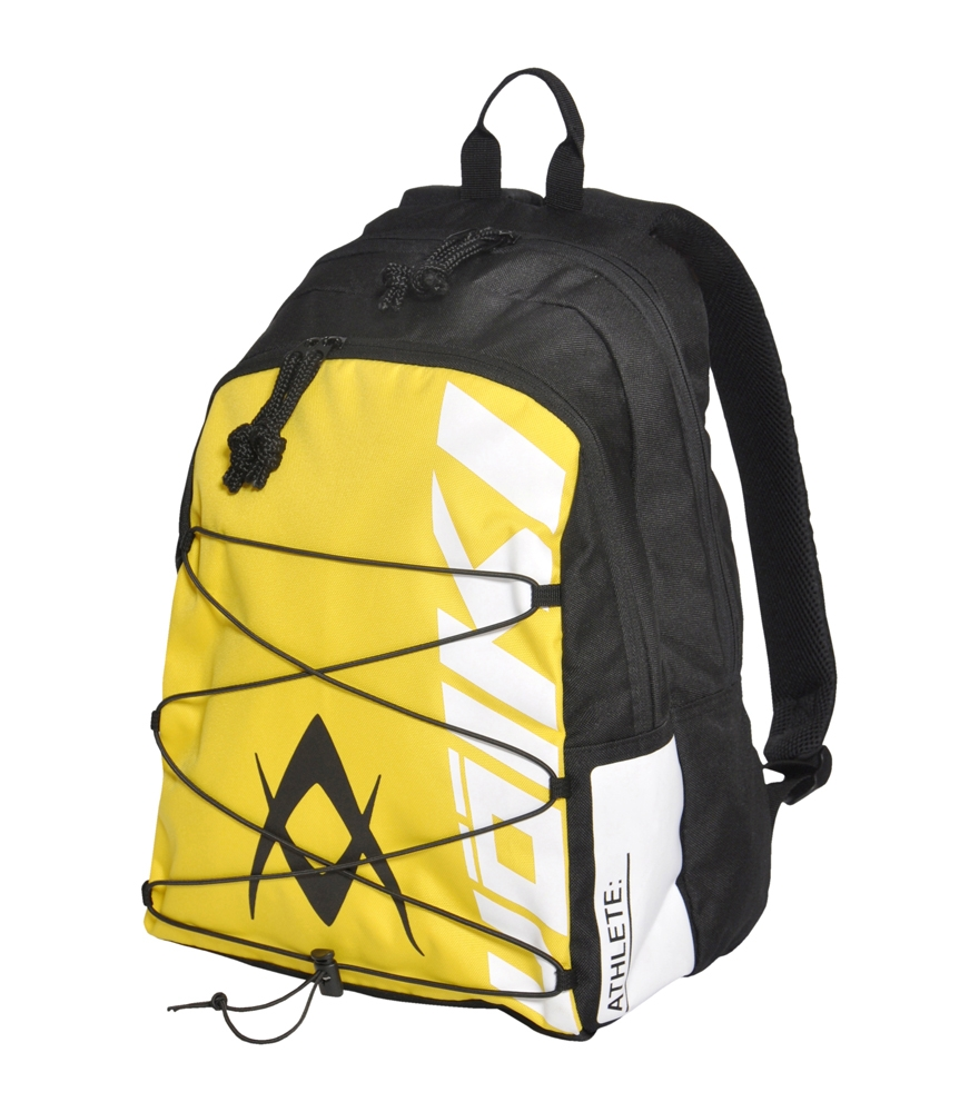 náhled Batoh VOLKL RACE DAYPACK black/yellow 24L 13/14