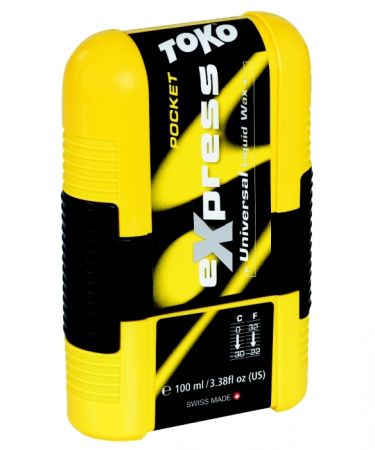 detail TOKO Express pocket 100ml